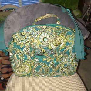 A Vera Bradley laptop bag